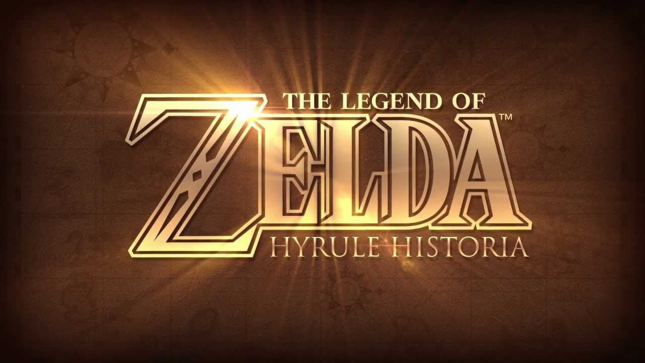 Here's The Trailer For The Legend Of Zelda: Hyrule Historia