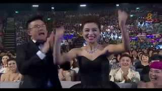 Star Awards 20 红星大奖 20 十大最受欢迎女艺人 赖怡伶的得奖感言