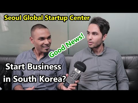 , title : 'How to start your own business in South Korea?