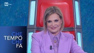 Simona Ventura - Che Tempo Che Fa 31/03/2019