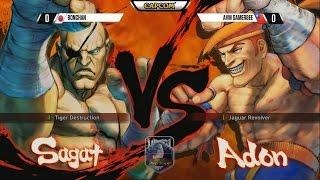 USFIV: Bonchan vs AVM Gamerbee - NCR 2015 Top 8 - CPT 2015