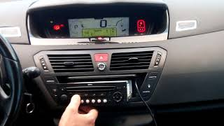 Instalação Interface USB Yatour No Rádio Original RD4 Citroën/Peugeot - 2/3