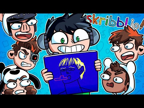 Download Skribbl.io Is All Fun And Games Until Nogla Has To Draw... HD Mp4 3GP Video and MP3