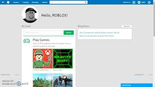HOW TO LOGIN TO ROBLOX'S ACCOUNT (100%PROOF)