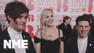 London Grammar talk the BRITs 2018, Wolf Alice, their plans for the year and headlining Bestival