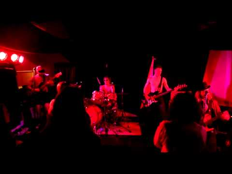 Ikari-'Screwball Scrambled Brains All Over The Tarmac' at The Lounge Bar, Alton: Nov 20th '10