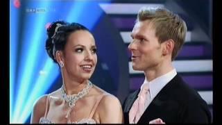 """Dancing Stars 2012"" ~ Petra Frey & Vadim Garbuzov ~ Slowfox zu Sugar Town ~"