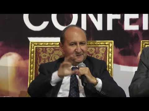"""مشاركة الوزير/عمرو نصار في فعاليات جلسة نقاشية بعنوان """"النمو المدفوع بالتصدير وادارة الاصول المملوكة للدولة"""