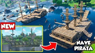 ASSALTO la NAVE PIRATA di Fortnite Battle Royale