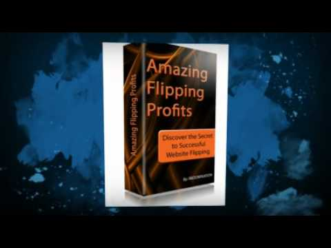 Free Ebook - Make Money Flipping Sites