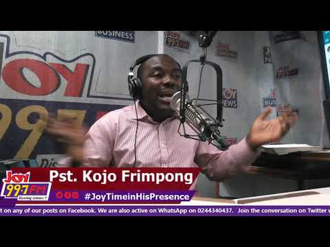 Joy Time In His Presence on Joy FM (25-9-18)