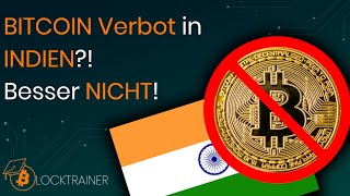 Bitcoin-Preis im Mai 2021 in Indien