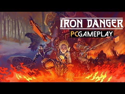 Gameplay de Iron Danger