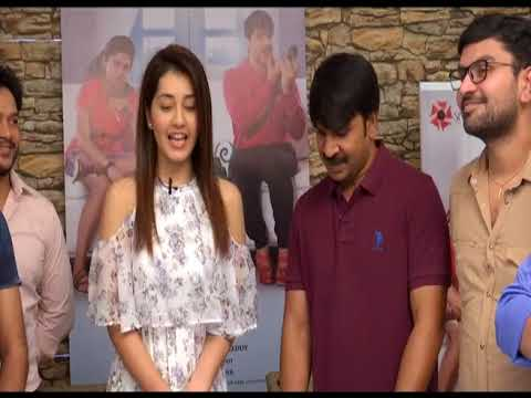 Jambalakidi Pamba Song Launch By Raashi khanna