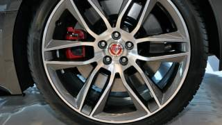 2016 Jaguar F-TYPE X152 MY17 R Quickshift AWD Carpathian Grey 8 Speed Seq Manual Auto-Clutch Coupe