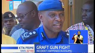 Five traffic police arrested over gun drama in Kisumu released on police bond