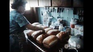 Baking bread at Talkeetna Roadhouse