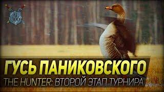 ГУСЬ ПАНИКОВСКОГО ◆ The Hunter Classic ◆ Второй этап турнира