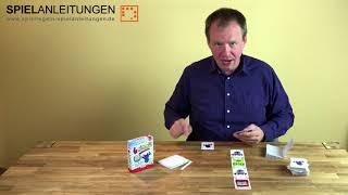 ᐅ 6 nimmt! von Amigo - Spielregeln & Spielbeschreibung - Kartenspiel