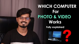 Best computer for Photography and Video editing in Hindi | By Mukeshmack