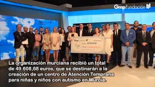 Fundación Gmp entrega casi 50.000 euros de la recaudación del 9º Festival Internacional de Magia Sol