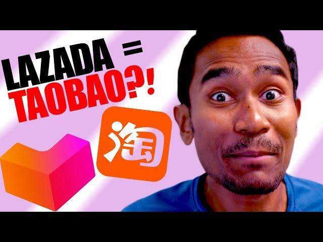 Video Uitspraak van lazada in Engels