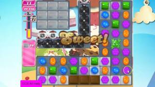 Candy Crush Saga Level 1645 NO BOOSTERS