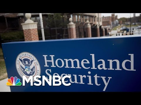 Department Of Homeland Security To End Protected Status For 200,000 El Salvador Immigrants   MSNBC