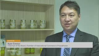 Kazakhstan's Achievements in Foreign Markets   Exporter