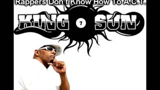 King Sun - Don't Know How To A.C.T.( 2 Pac diss )