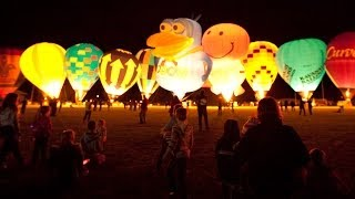 [Full HD] 2014-04-26 Canowindra Hot Air Balloon Glow