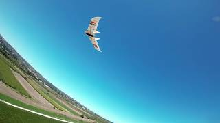 FPV - Chasing a Wing