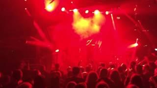 Fear Factory - Pisschrist - Dublin 10/12/15