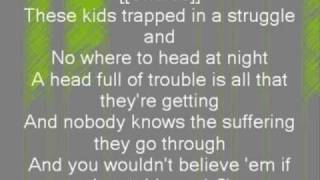 Joel Turner- These Kids (Lyrics)