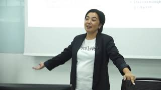 Бизнес – тренинг для предпринимателей Астаны в Назарбаев Университете (часть 3)