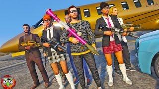 GTA 5 THE LUXURY LIFE!! - Grand Theft Auto 5 Roll Play Life - GTA 5 Funny Moments