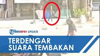 POPULER: Video Detik-detik Perampok di Kalimantan Tengah Todongkan Senjata Api dan Gasak Emas