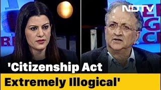 "Ramachandra Guha Explains His ""Rahul Gandhi vs PM"" Remarks And More"