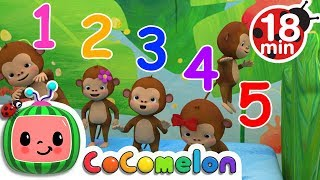 Numbers Song | Counting | Nursery Rhymes & Kids Songs Compilation - Cocomelon (ABCkidTV)