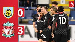 Burnley 0-3 Liverpool Pekan 37