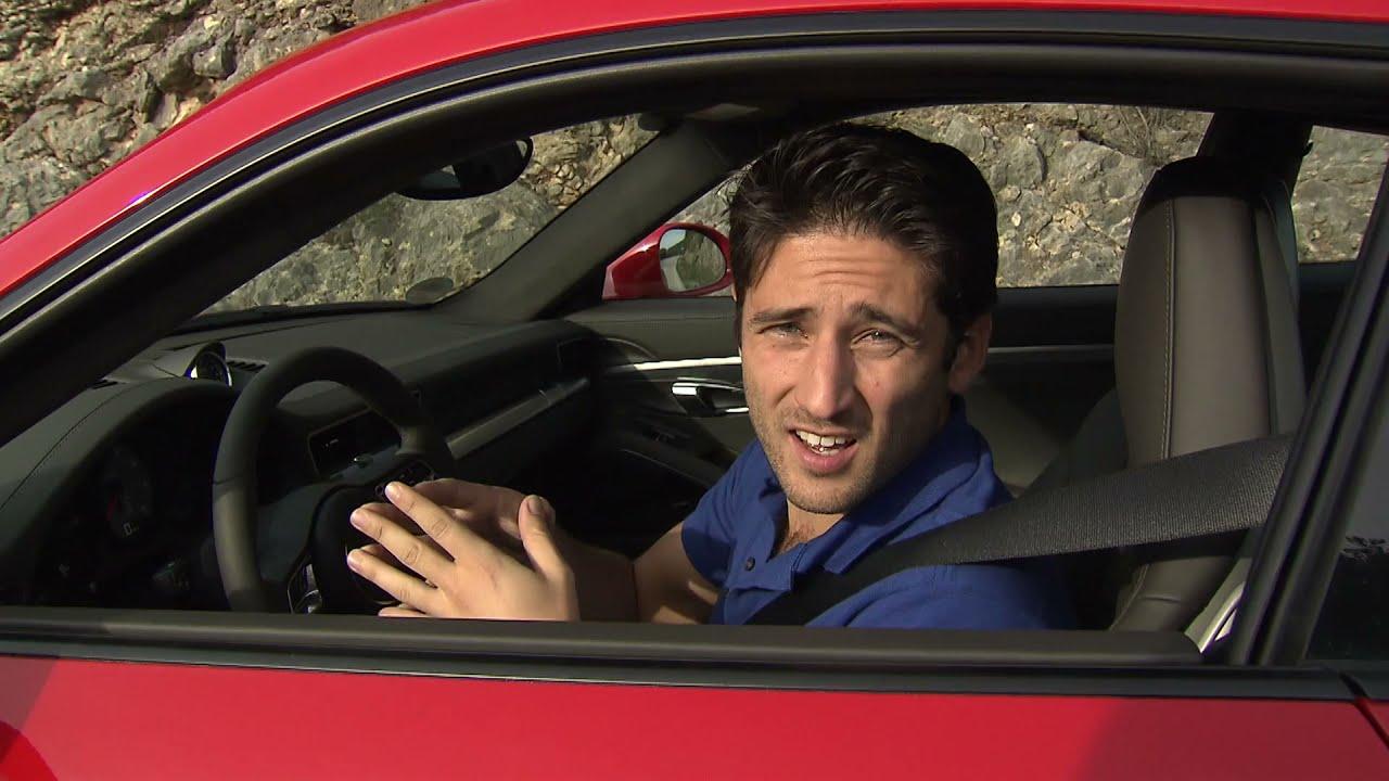 Essai de la Porsche 911 Carrera GTS