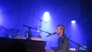 Andrew McMahon Rainy Girl Portland, Oregon Hawthorne Theater!