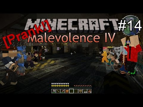 [MC] Malevolence IV Modded: Episode 15 The Darkness [PRANK]