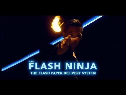 Flash Ninja by Terry Cheung
