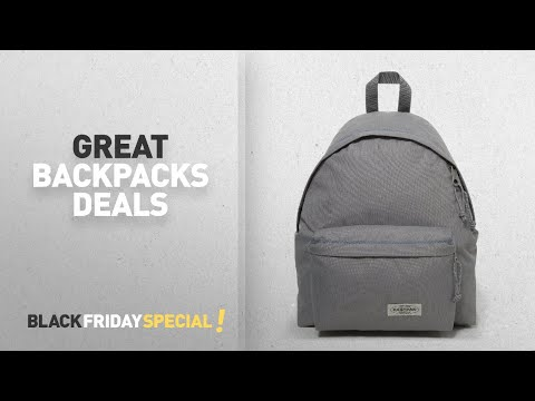 Black Friday Eastpak Backpacks Deals | Amazon UK Black Friday