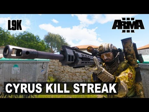 UNDERBARREL  50 CAL! - ArmA 3 King Of The Hill (Funny Moments