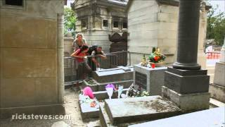 preview picture of video 'Paris, France: Père Lachaise Cemetery'