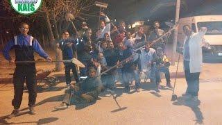 preview picture of video 'أجواء حملة النظافة شباب بلدية قايس خنشلة'