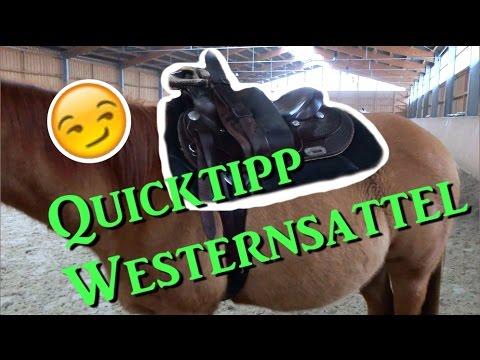 [Quicktipp] So klappt es mit dem Westernsattel | Serenity Horses