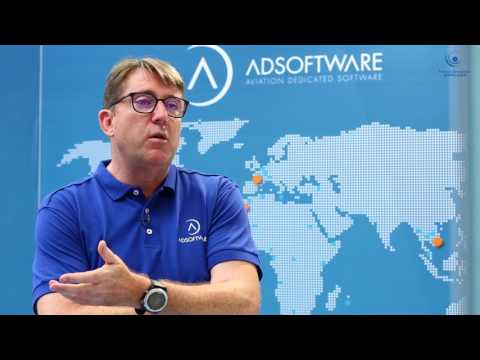 French Aerospace suppliers - Salon du bourget 2017 - AD SOFTWARE
